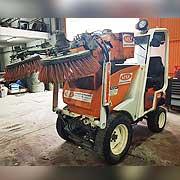 Dumper Barredora 1200kg