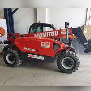 venta Miniretrocargadora 3TN Segunda Mano - MSR